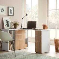 Scrivanie angolari | Più spazio in ufficio | home24