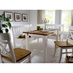 Eckbank weiß shabby  Sitzbänke Esszimmer | Essbänke für Wohnküchen | Home24