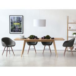 Esstisch eiche modern  Esstische | Esszimmertisch jetzt online bestellen | home24
