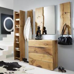 Vollholz Garderobe | Haloring