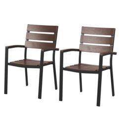 Gartenstühle rattan braun  Gartenstühle | Bestelle Stühle für den Garten online | home24