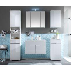 Badschränke | Badezimmerschränke jetzt online kaufen | Home24 | {Badschrank hängend schmal 56}