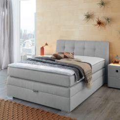 Boxspringbett weiß mit bettkasten  Boxspringbetten | Gemütliches Bett mit & ohne Bettkasten | Home24