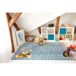 Kinderteppich blau beige  Schöne Kinderteppiche jetzt bequem online bestellen | Home24