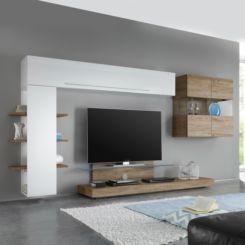 5 Ideen für die moderne Wohnwand