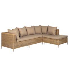 Lounge sofa  Loungesofas | Gartensofas aus Rattan & Holz online kaufen | Home24