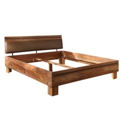 Massivholzbett  Massivholzbetten | Betten aus Massivholz online kaufen | home24