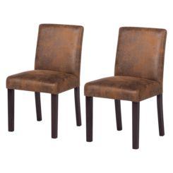 sedie imbottite   eleganti sedie imbottite per sala   home24 - Sedie Da Soggiorno In Pelle 2