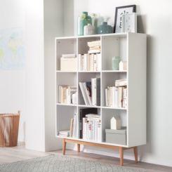 Regalsystem holz weiß  Wohnzimmerregale | Wohnregale & Raumteiler online kaufen | home24
