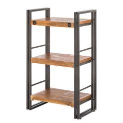 Wandregal metall holz  Wohnzimmerregale | Regale & Raumteiler jetzt online kaufen | Home24