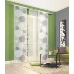schiebevorh nge wohnzimmer modern. Black Bedroom Furniture Sets. Home Design Ideas