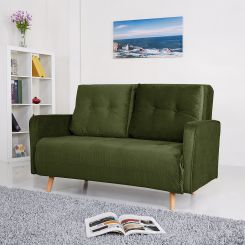 Schlafsofa jugendzimmer grün  Schlafsofas & Schlafcouches | Bettsofas online kaufen | home24