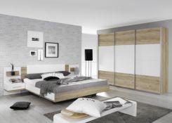 Schlafzimmerset Bustas (4 Teilig)