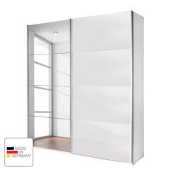 Schwebetürenschrank weiß mit spiegel  Schwebetürenschränke | Dein neues Schlafzimmermöbel | Home24