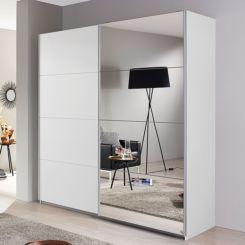 Kleiderschrank schiebetüren spiegel  Kleiderschränke im Home24 Online Möbelshop | home24.at