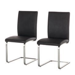 Bunte Stühle Und Sessel Sorgen Für Optische Furore U2013 25 Raumideen.  Freischwinger Augusta I (2er Set)