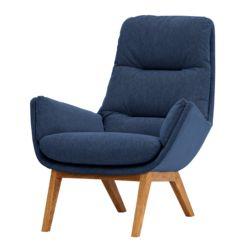 Ohrensessel modern günstig  Sessel Blau günstig online kaufen - Fashion For Home