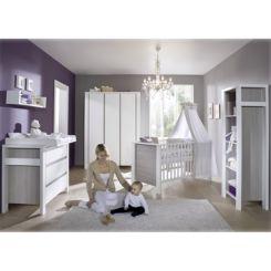 Babyzimmer set weiß  Babyzimmer-Komplettsets | Babyzimmer-Sets online kaufen | home24