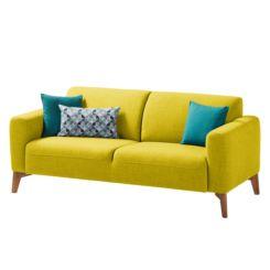 Schlafsofa gelb  Gelbe Sofas & Ecksofas günstig online kaufen - Fashion For Home