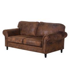 Ledersofa schwarz 3 sitzer  3-Sitzer Sofas | Nimm Platz auf deinem neuen 3er Sofa | Home24