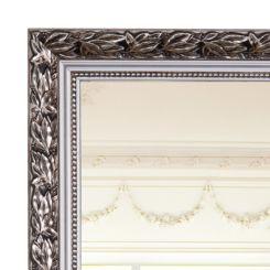 spiegel silberrahmen modern