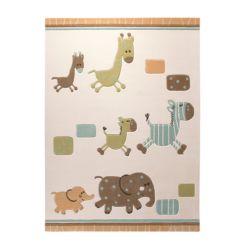 teppich esprit lucky zoo teppich babyzimmer beige - Teppich Babyzimmer Beige