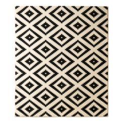 Teppich rund schwarz weiß  Teppiche | Moderne & klassische Teppiche online kaufen | Home24