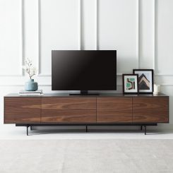 tv lowboard holz h ngend. Black Bedroom Furniture Sets. Home Design Ideas