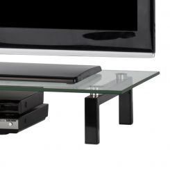 rehausseur tv pivotant table de lit a roulettes. Black Bedroom Furniture Sets. Home Design Ideas