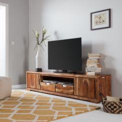 lowboard holz dunkel. Black Bedroom Furniture Sets. Home Design Ideas