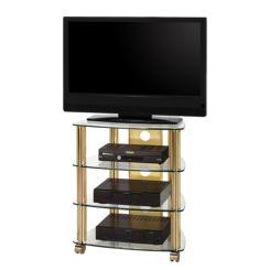 meubles pour chaîne hi-fi - meubles tv - multimedia | home24.fr - Meuble Chaine Hifi Design