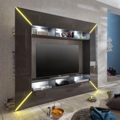 Beautiful Wohnzimmer Fernseher Deko Photos - Ideas & Design ...