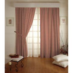vorhange wohnzimmer rot haus design ideen. Black Bedroom Furniture Sets. Home Design Ideas