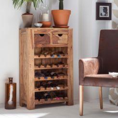 weinregal massiv bestseller shop f r m bel und einrichtungen. Black Bedroom Furniture Sets. Home Design Ideas