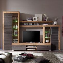Wohnwand modern braun  Wohnwände | Individuelle Schrankwand für deine Räume | Home24