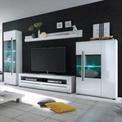 Wohnwand modern  Wohnwände | Individuelle Schrankwand für deine Räume | Home24