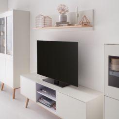 Wohnwand rustikal  Wohnwände | Schrankwand & Anbauwand jetzt online kaufen | home24