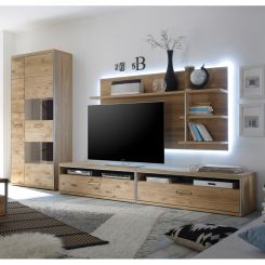 wohnwand massivholz catlitterplus. Black Bedroom Furniture Sets. Home Design Ideas