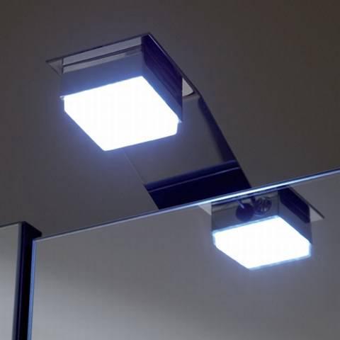 led lampe f r spiegelschrank gh67 hitoiro. Black Bedroom Furniture Sets. Home Design Ideas