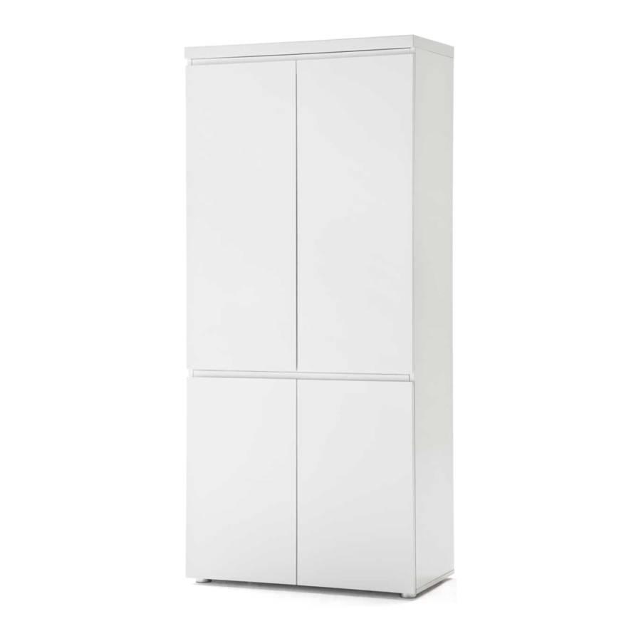 Büroschrank weiß hochglanz  home24office Büroschrank – für ein modernes Zuhause | Home24