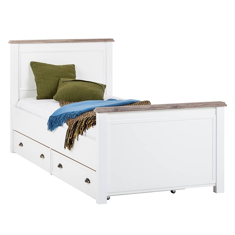 Einzelbett mit bettkasten  Maison Belfort Bett – für ein ländliches Zuhause | home24