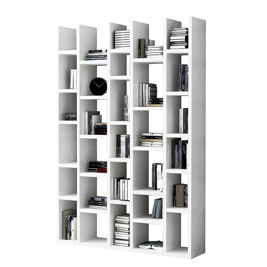Bücherregal weiß design  Jetzt bei Home24: Bücherregal von loftscape | home24