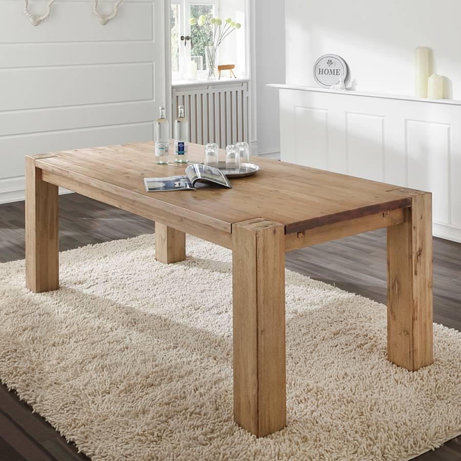 Esstisch massiv  Esstisch von Wolf Möbel bei Home24 bestellen | Home24