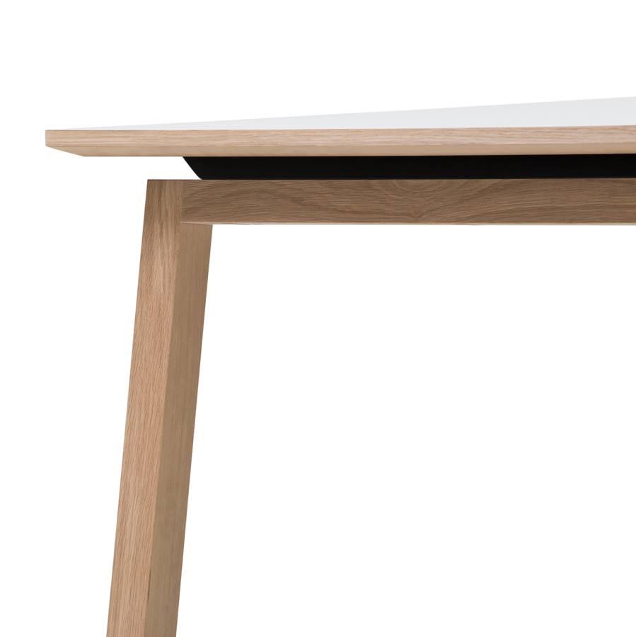 Großartig Esstisch Ausziehbar Holz Ideen Von Simple Amazing Gallery Of Tisch Oval Wei