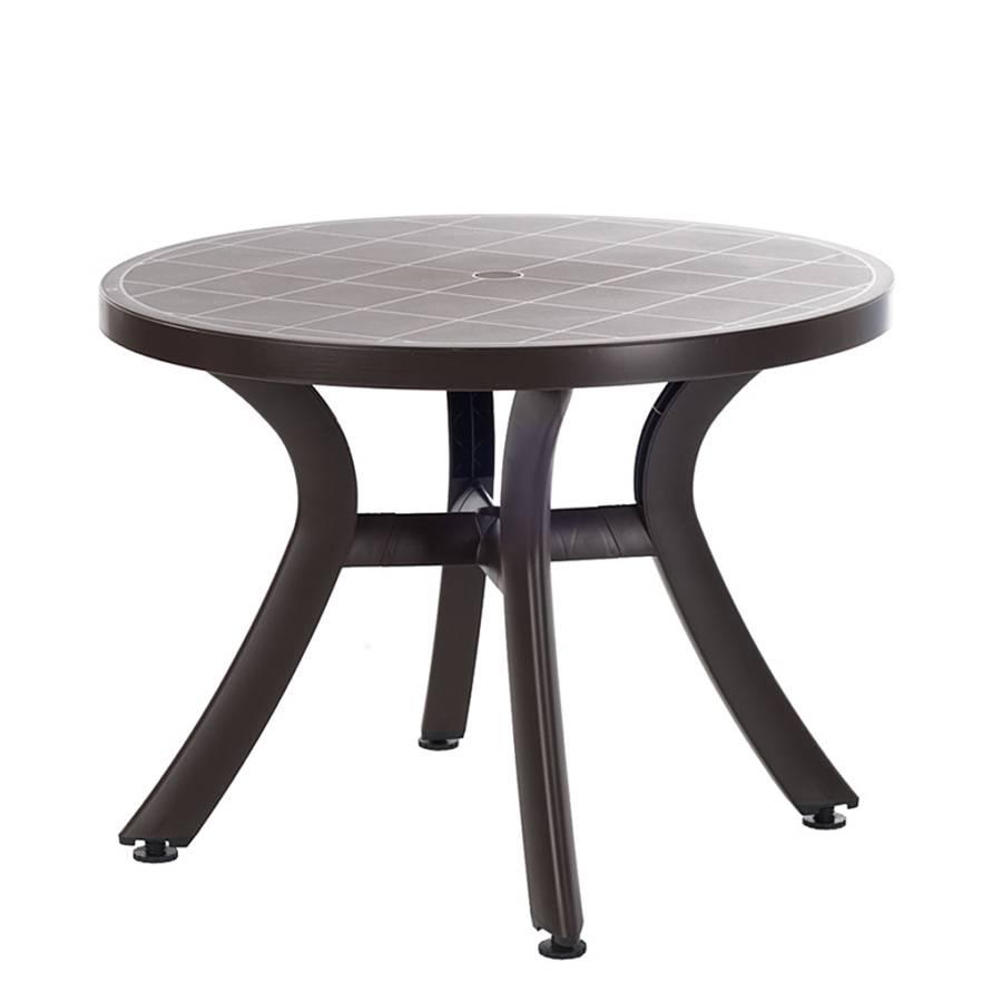 Gartentisch rund kunststoff  Gartentisch von Best Freizeitmöbel bei Home24 bestellen | home24