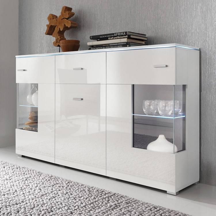 sideboard weiss hochglanz livarno sideboard hochglanz wei. Black Bedroom Furniture Sets. Home Design Ideas