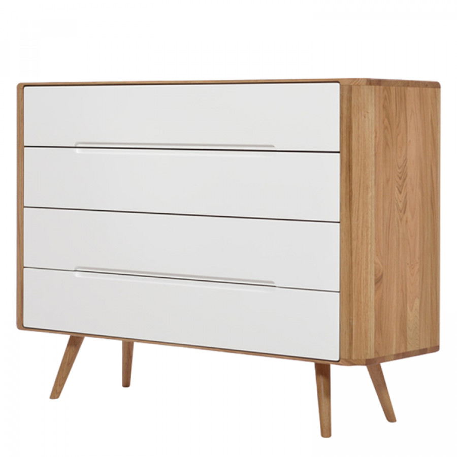 kommode 120 cm affordable moderne kommode schubladen cm. Black Bedroom Furniture Sets. Home Design Ideas