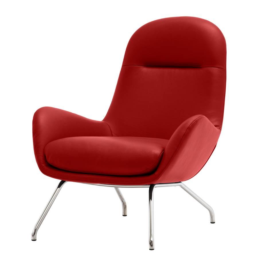Lounge sessel echt leder schwarz  Loungesessel Lannister Echtleder - Fashion For Home