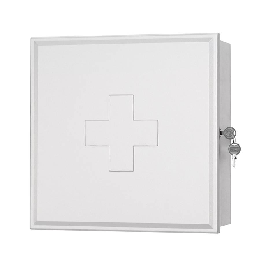 Medizinschrank Medibox - Weiß | home24