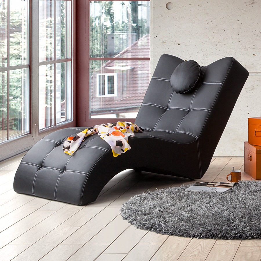 relaxliege modern. Black Bedroom Furniture Sets. Home Design Ideas